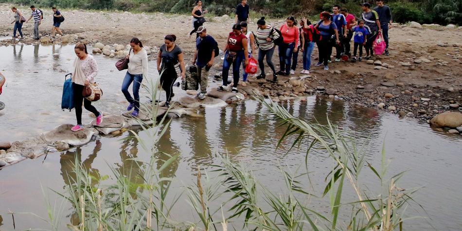 Jesuitas alertan de riesgo de xenofobia en frontera colombovenezolana