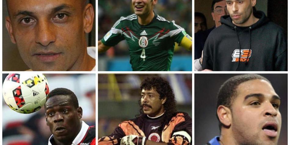 95b474be39a Futbolistas investigados por narcotráfico y vínculos con la mafia - Fútbol  Internacional - Deportes - ELTIEMPO.COM