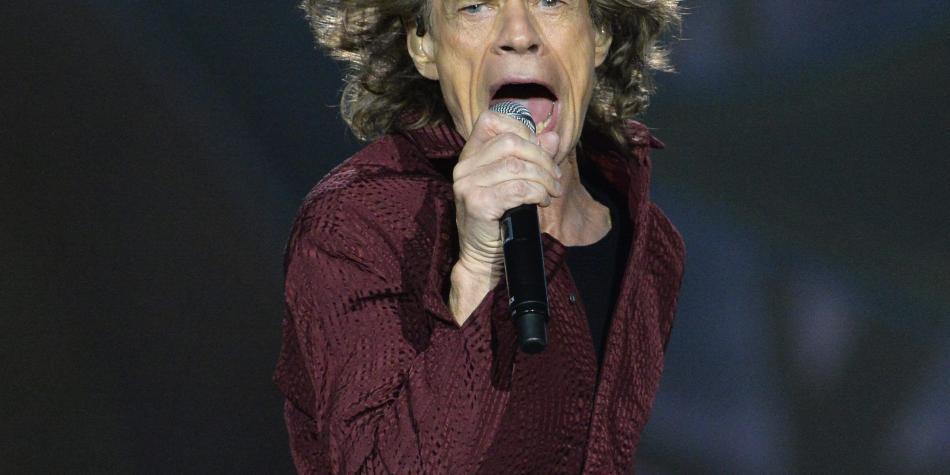 El baile de Mick Jagger, tras cirugía de corazón abierto