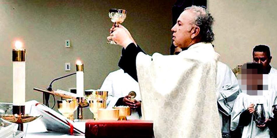 Sacerdote Jesús Expedito Suárez Pardo