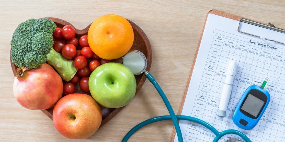 Frutas y verduras para una dieta saludable