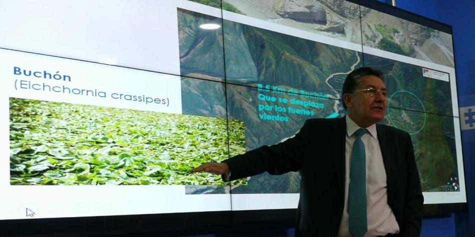 Fiscal General pide medidas cautelares para hidroituango