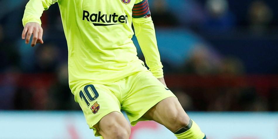 Barcelona y Messi se conjuran para romper el techo de los cuartos
