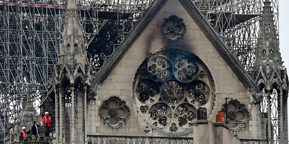 ¿Qué ocasionó el incendio en la catedral de Notre Dame en París?