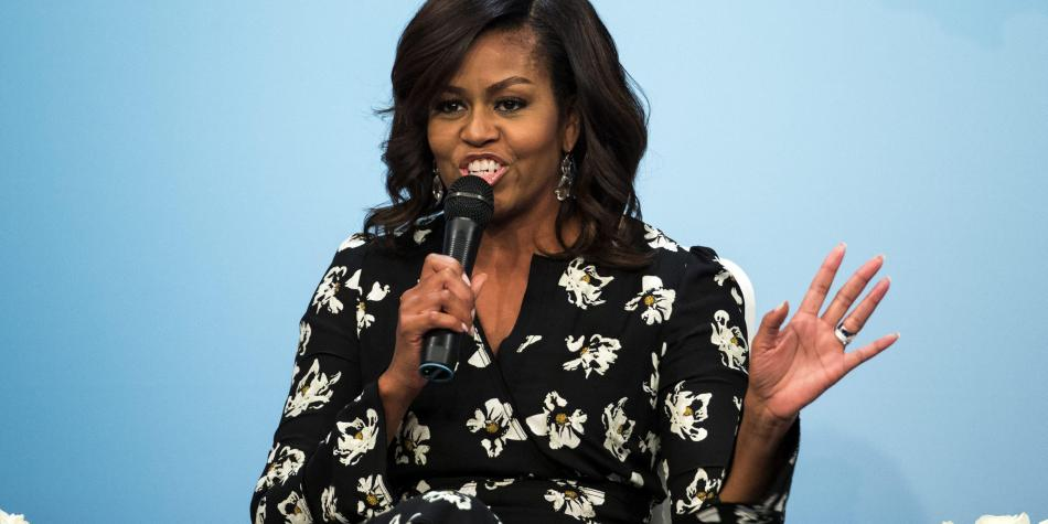 ¿Por qué Michelle Obama está nominada a los Grammy Anglo?