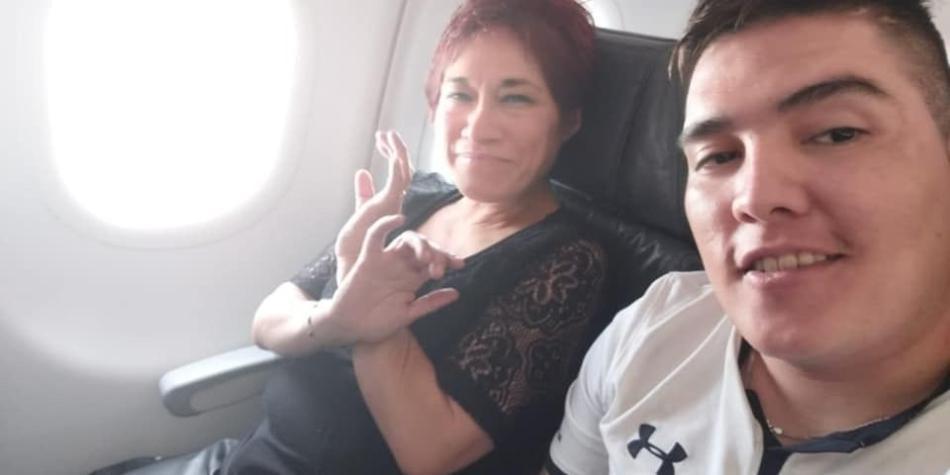 Prueba psiquiátrica para Juan Valderrama, preso por crimen de chilena
