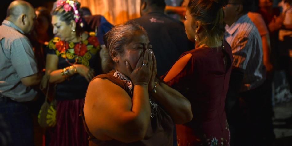 Grupo armado irrumpe en fiesta privada y mata a 13 personas en México