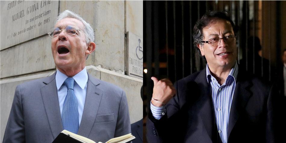 La sorprendente diferencia entre Uribe y Petro por Claudia López
