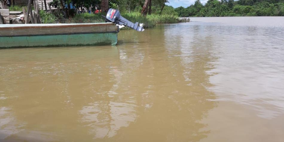 Audiencia con víctimas de tragedia ambiental de Anchicayá