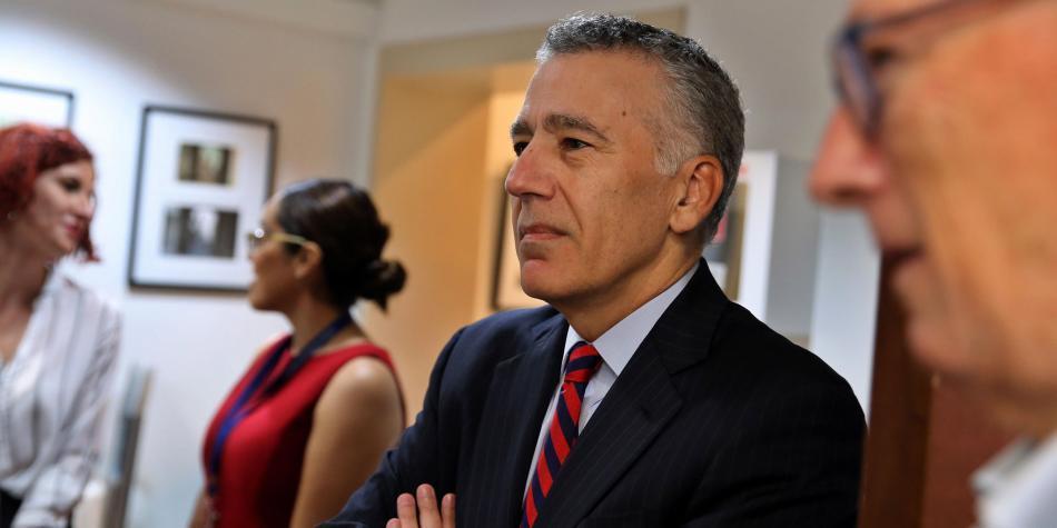 Philip Goldberg, nuevo embajador de Estados Unidos, llega a Colombia
