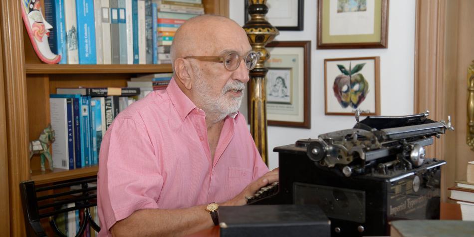 Juan Gossaín abrirá la serie de Conversatorios virtuales del CPB