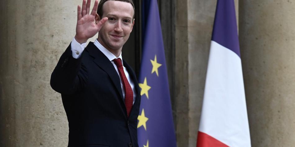 Esfuerzos de Facebook no son suficientes para Francia pero hay diálogo