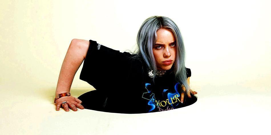 Billie Eilish, la estrella pop de la generación Z
