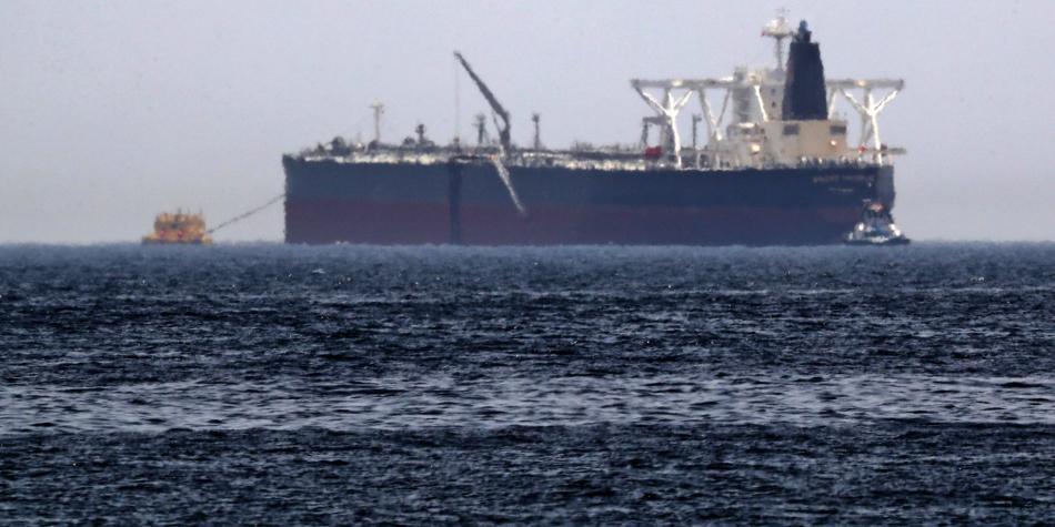 Reino Unido advierte de posible guerra en el golfo por crisis con Irán
