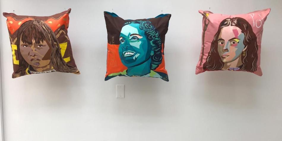 Una exposición de arte para que conozca a nuevos artistas