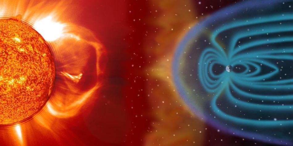 Tormenta solar golpeará a la Tierra este jueves