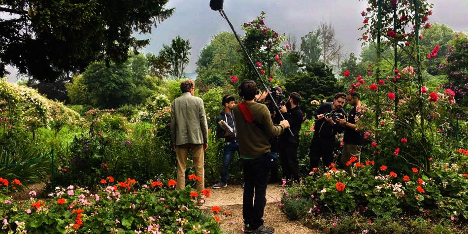 El jardín secreto de Monet: el documental que se estrena en Colombia ...