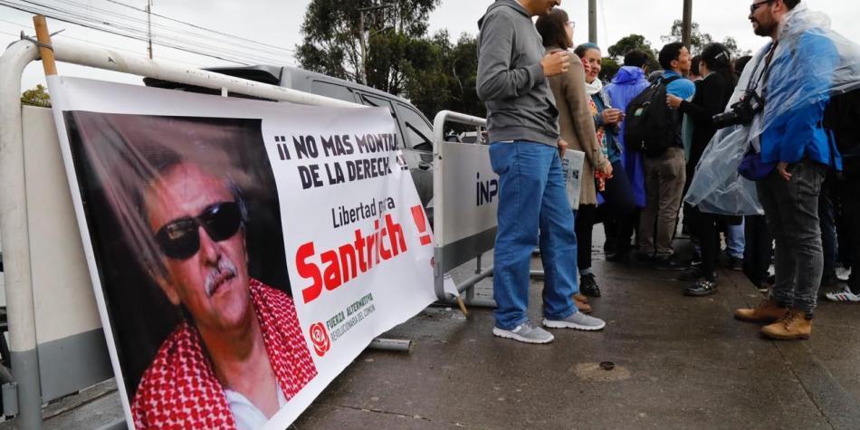 'Apelación de caso Santrich es esencial y urgente': EE. UU.