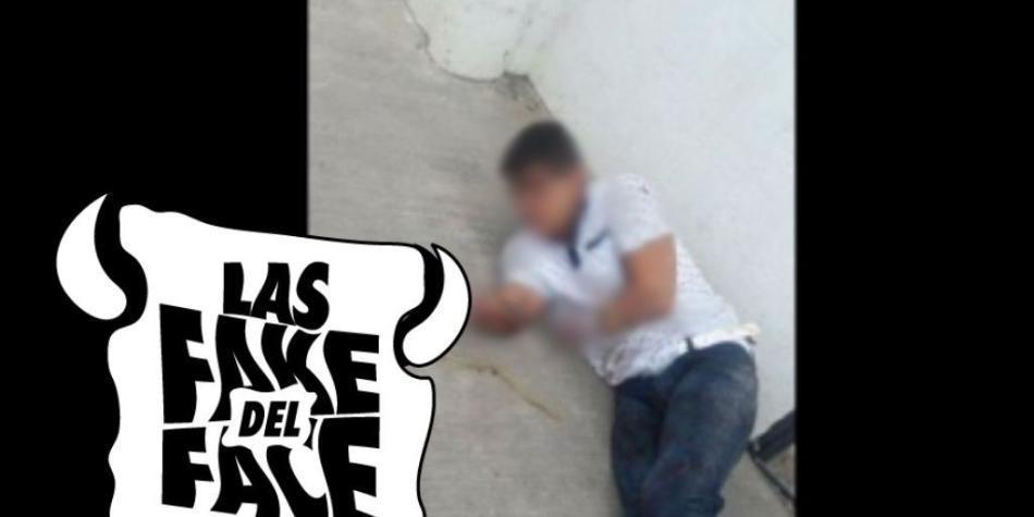 Al presunto asesino de la ciudadana chilena no le cortaron las manos