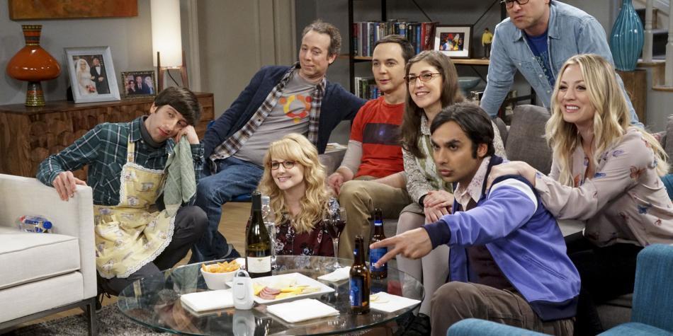 HBOMax compra los derechos de emisión de 'The Big Bang Theory'