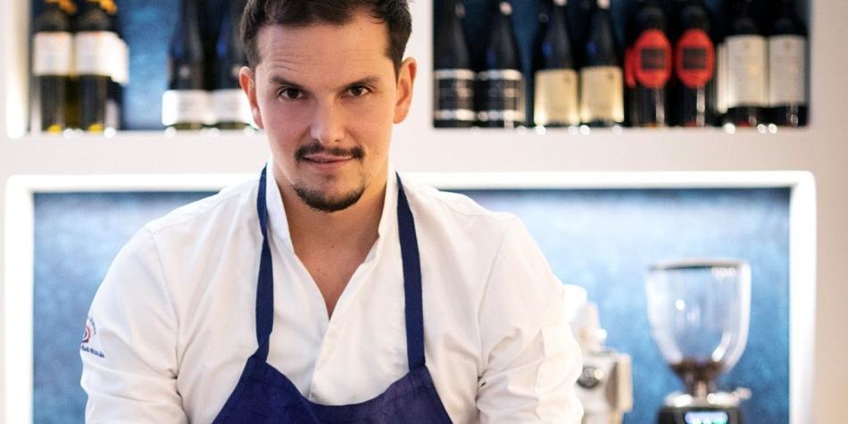 Limón, cilantro y aguardiente: el éxito de chef colombiano en Francia