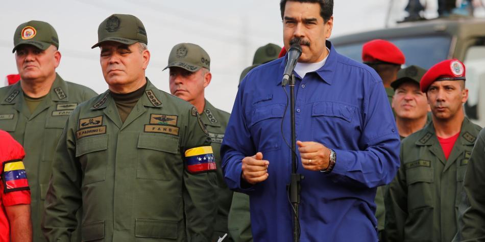 Maduro dice que en Noruega hay reuniones para buscar diálogos