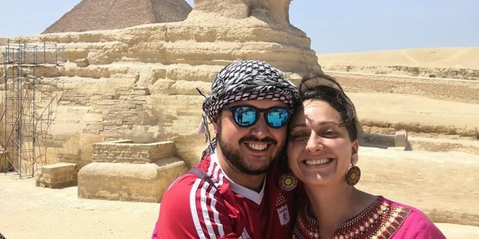 Viajeros colombianos fueron víctimas de robo en Egipto