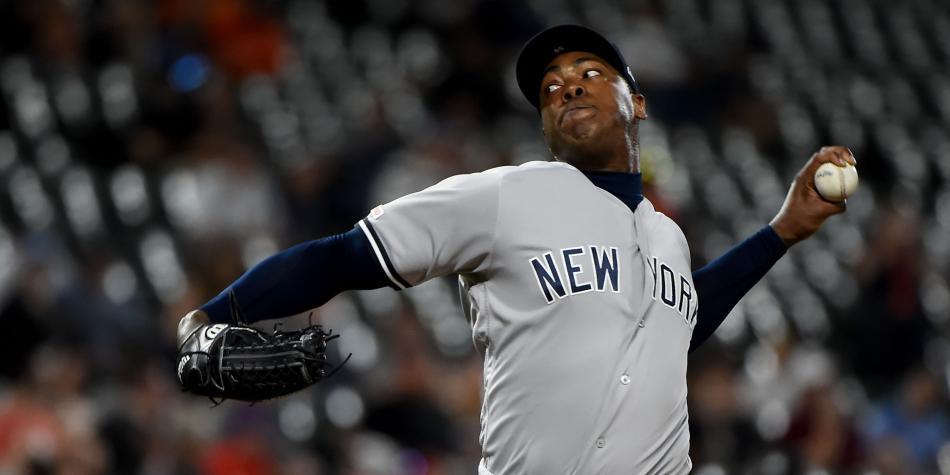Sánchez y Torres jonronean en victoria de Yankees en Grandes Ligas