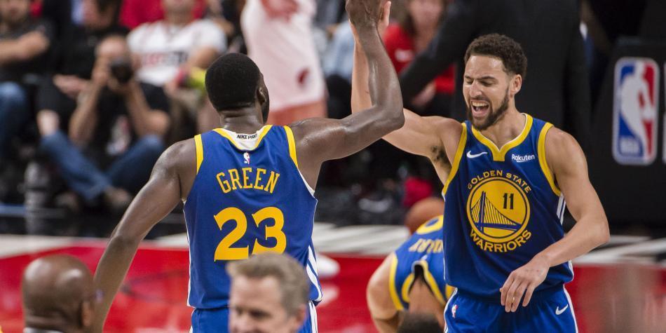 Golden State Warriors, imparable, otra vez en las finales de la NBA