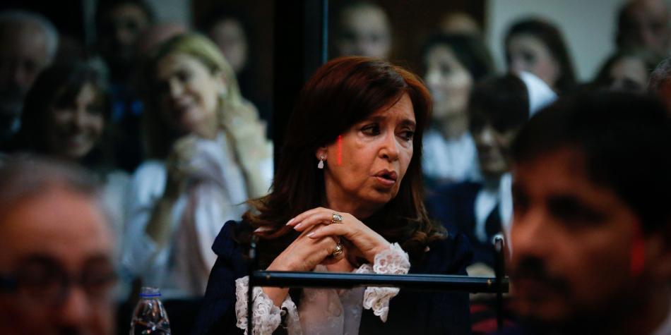 Los 12 procesos judiciales que enfrenta la expresidenta Cristina K
