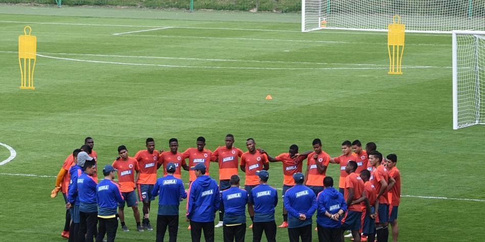 Comienza el sueño mundial: Colombia Sub-20 se estrena en Polonia 2019