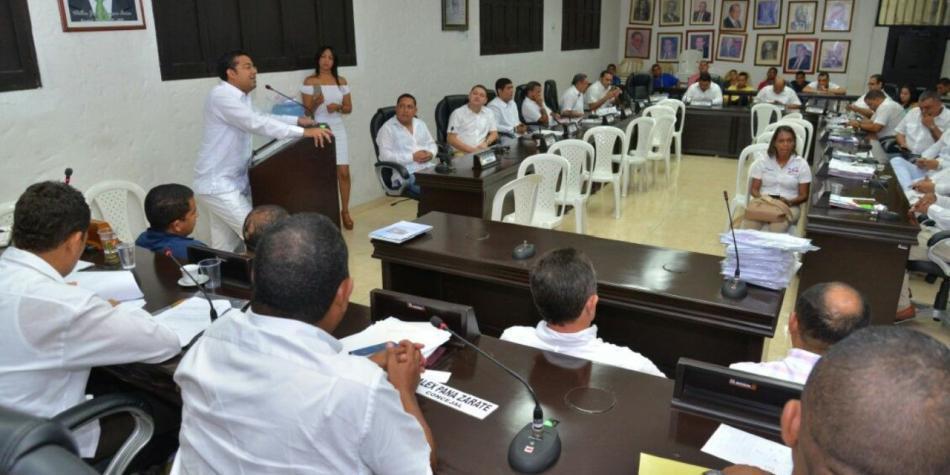 Procuraduría ratificó destitución de 16 concejales en Valledupar