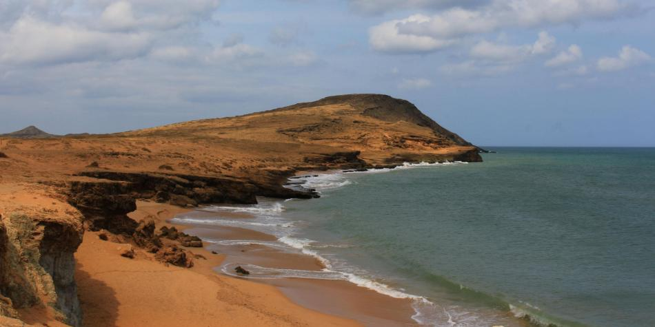 Universitario bogotano desapareció tras caer en riesgosa playa guajira
