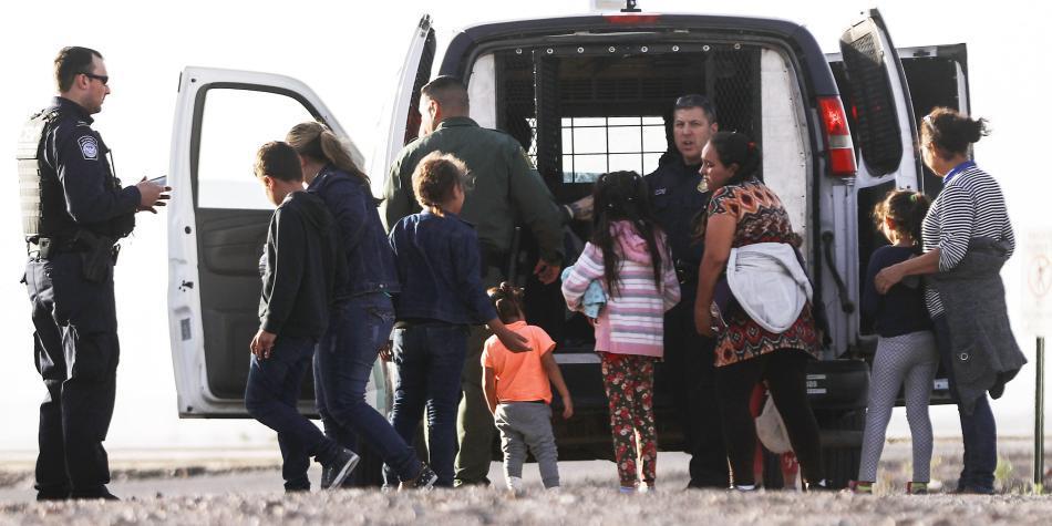 Migrantes EE. UU.