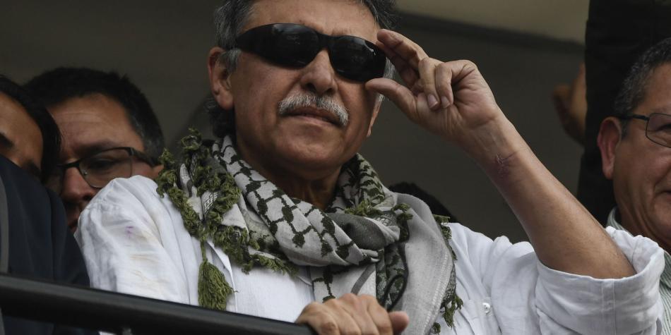 'Santrich no representanta a nuestro partido': Farc