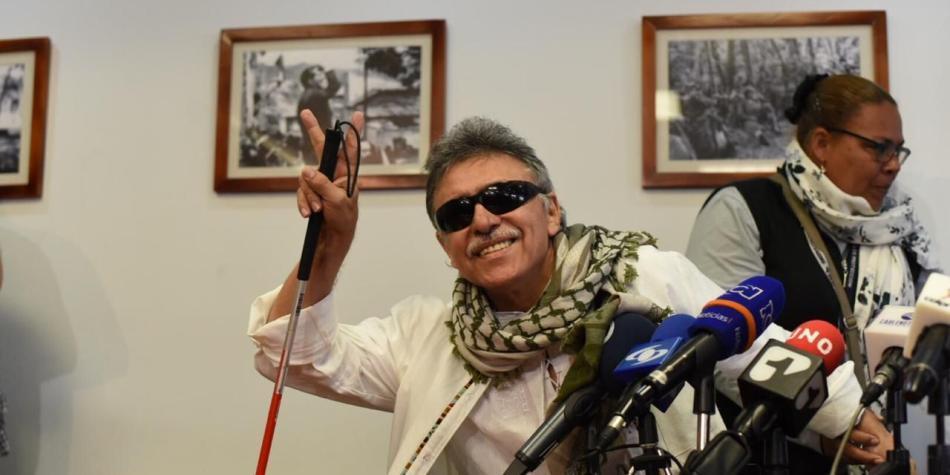 El video en el que se ve a un juez de Sincelejo cantando con Santrich