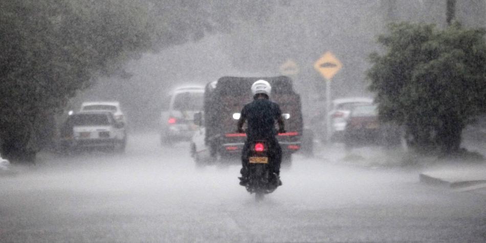 ¡Prepárese! Comenzó la segunda temporada de lluvias en Colombia