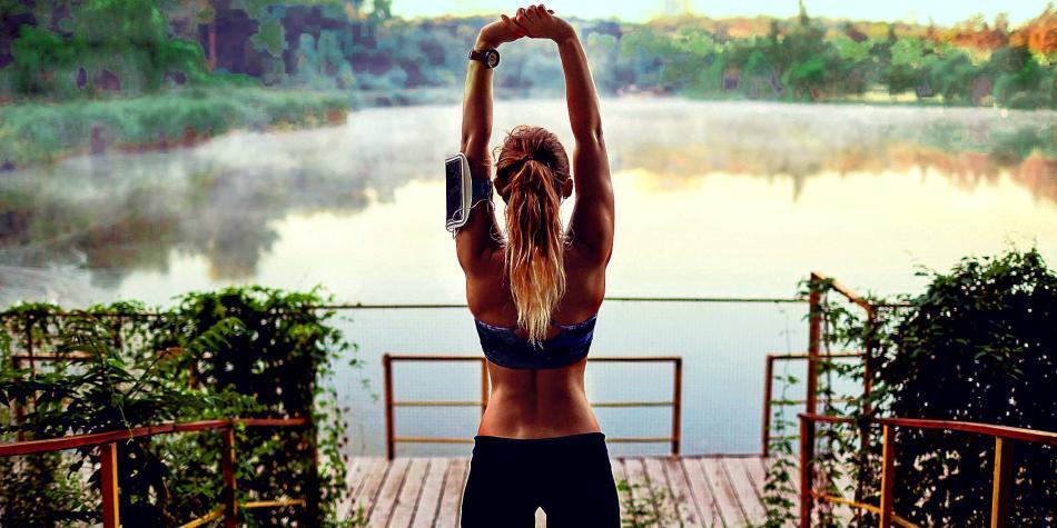 El ejercicio físico tiene sus horarios en el día, según la ciencia