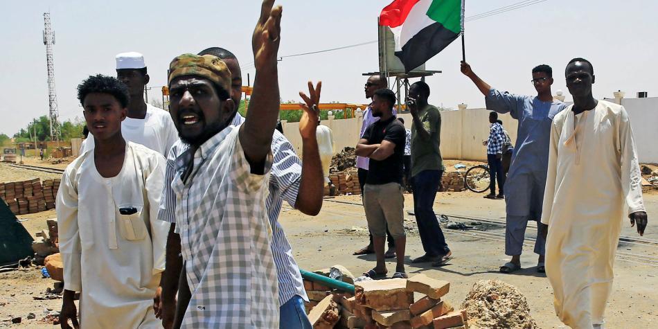 La mala fama de 'Colombia' en Sudán / Una vuelta al mundo