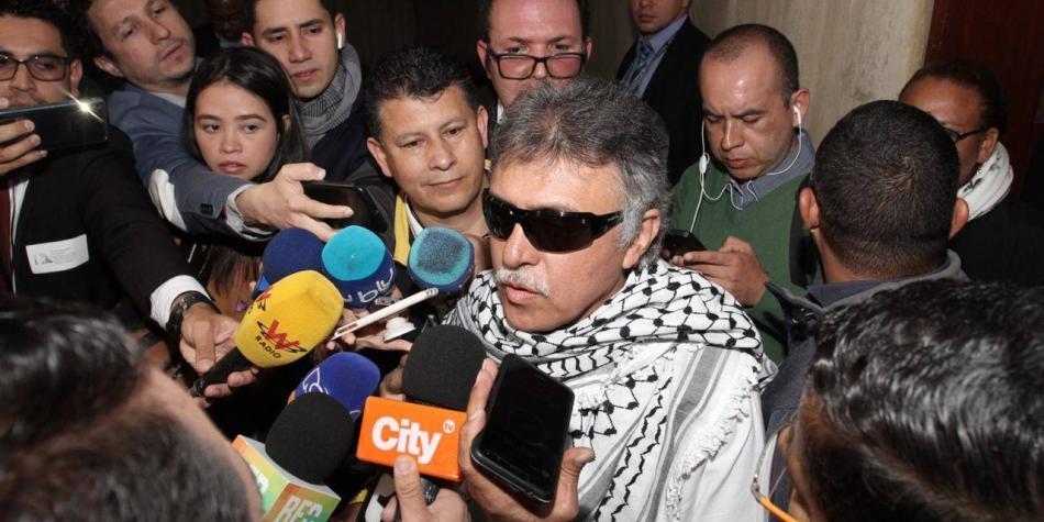 Opiniones divididas por llegada de Santrich a su curul de congresista