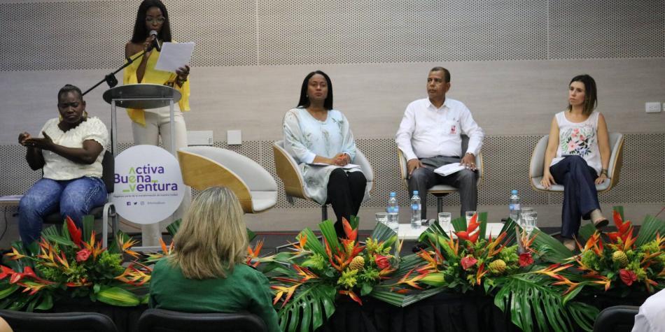 Unión de esfuerzos en el proyecto 'Activa Buenaventura'