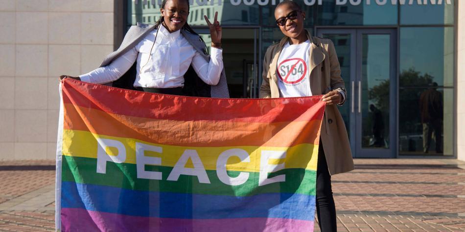 Botsuana, cuarto país africano que despenaliza a los LGBTI