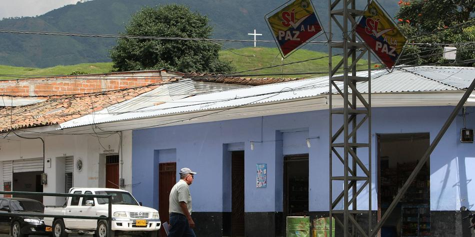 Asesinados dos miembros de la guardia campesina en el Cauca