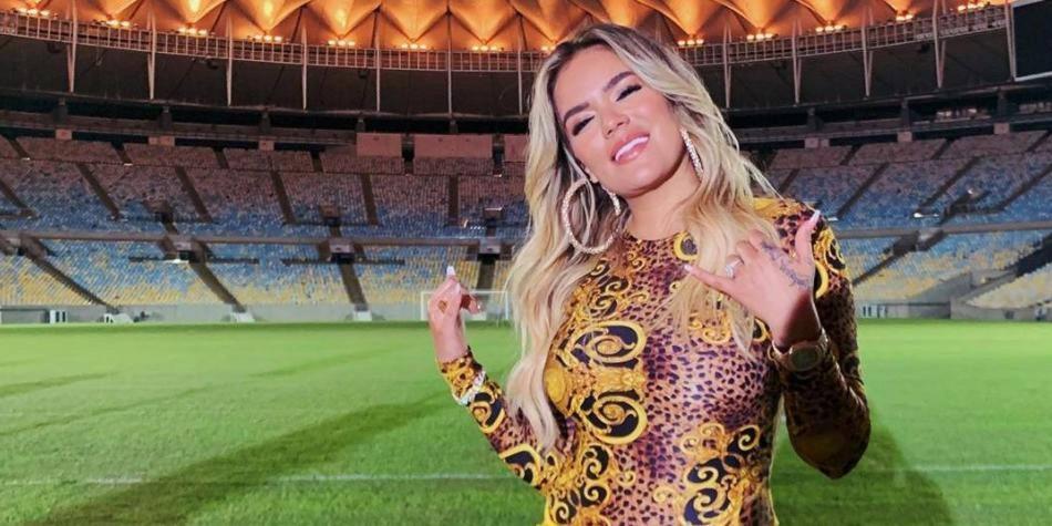Karol G habría cantado enferma en la inauguración de la Copa América