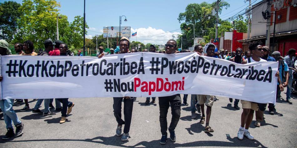 Petrocaribe, la herencia de Chávez que tiene en crisis a Haití