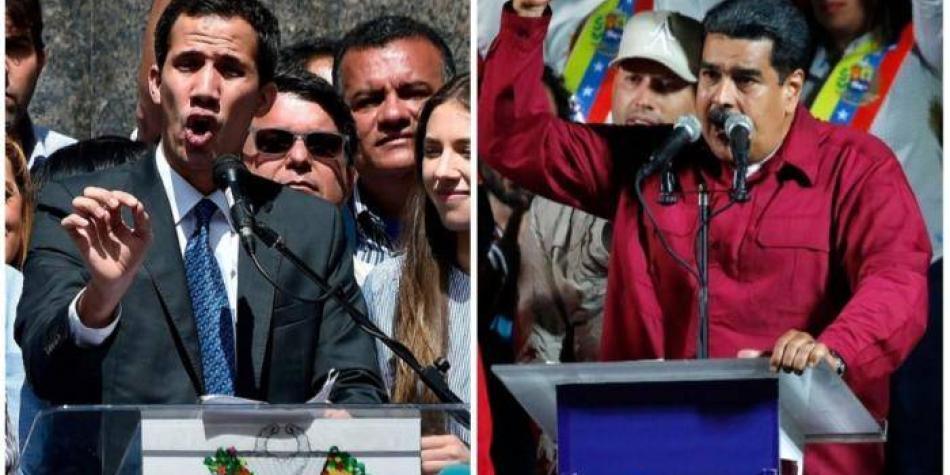 Maduro aprovecha escándalo de corrupción para acechar a Guaidó