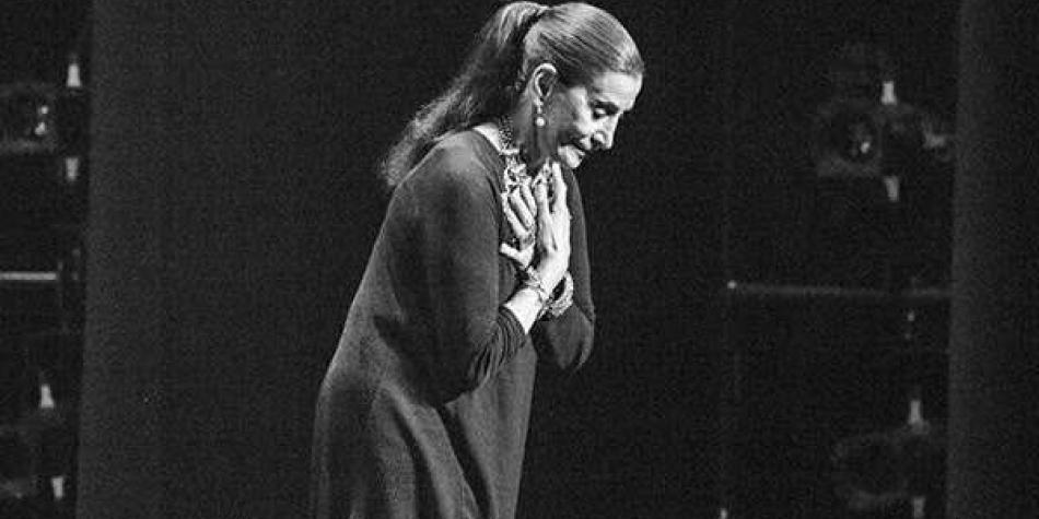 Murió Ana Consuelo Gómez, directora del Ballet Ana Pavlova