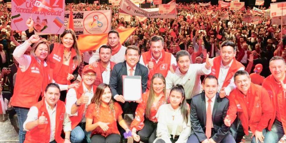 Nicolás García, candidato para la Gobernación de Cundinamarca