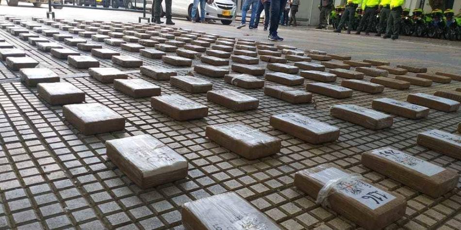 Cae jefe de finanzas de Los Pachencas y decomisan 170 kilos de coca