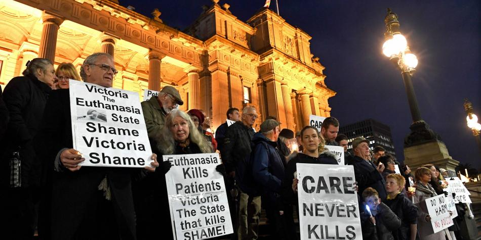 Victoria: Primer estado de Australia en aprobar la eutanasia